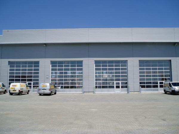 průmyslova vrata